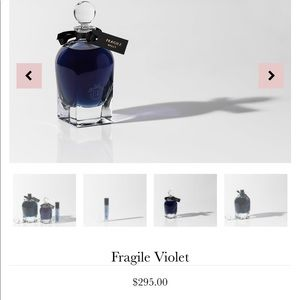 Other - 100 ml Eric Buterbaugh - FRAGILE Violet